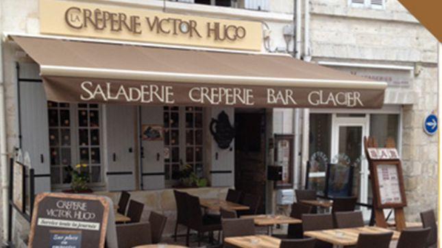 Crêperie Victor Hugo à Saintes