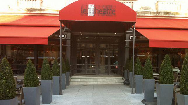 Brasserie du Théâtre à Angers