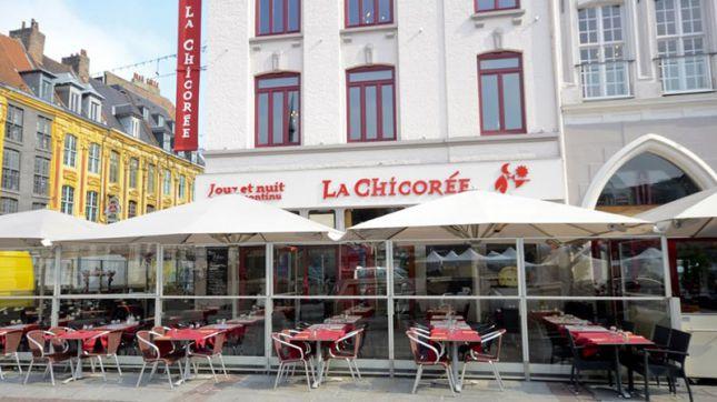 La Chicorée à Lille