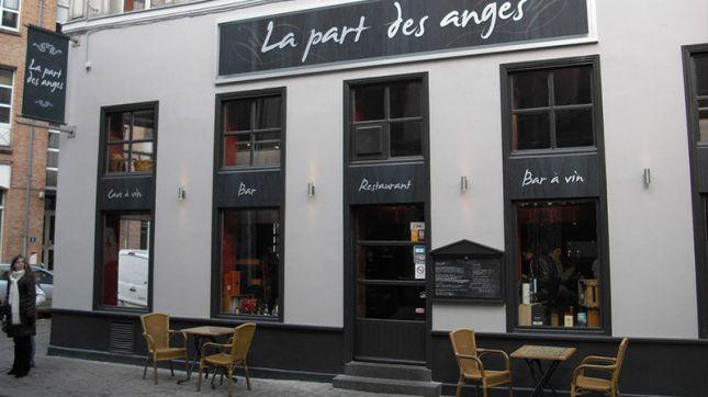 La Part des Anges à Lille