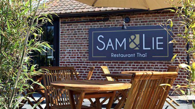Sam et lie à Saint-André-lez-Lille