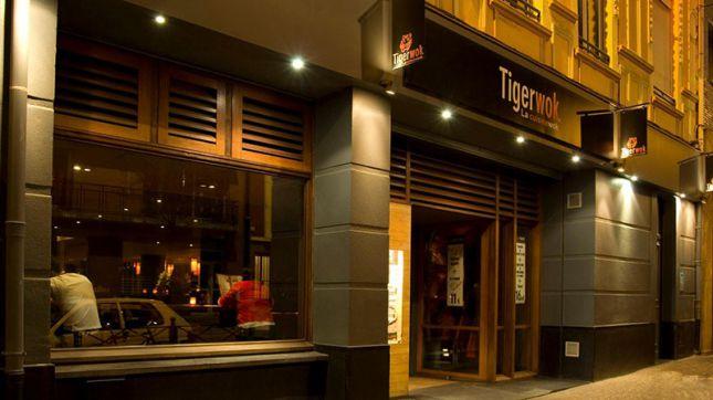 Tiger wok à Lille