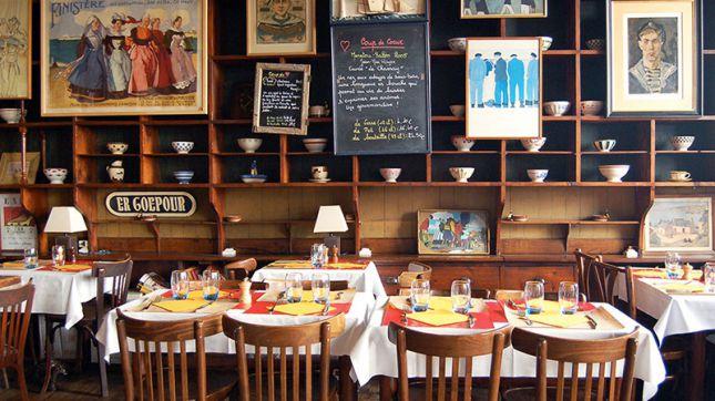 Café Breton à Rennes