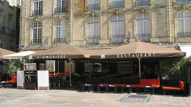 L'Ombrière à Bordeaux