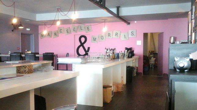 Marcelle et Morris à Brest