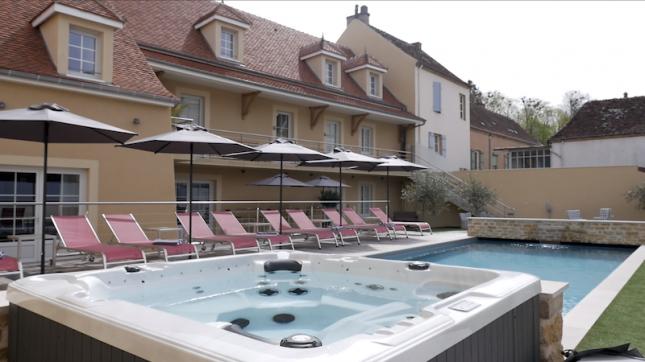 Hotel De La Poste Charolles