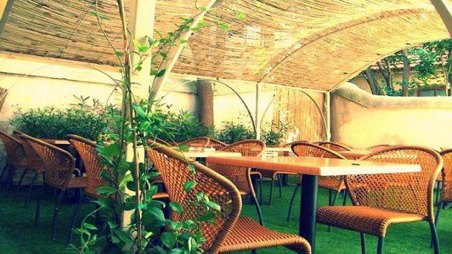 Le Jardin d'Amalula à Aix-en-Provence