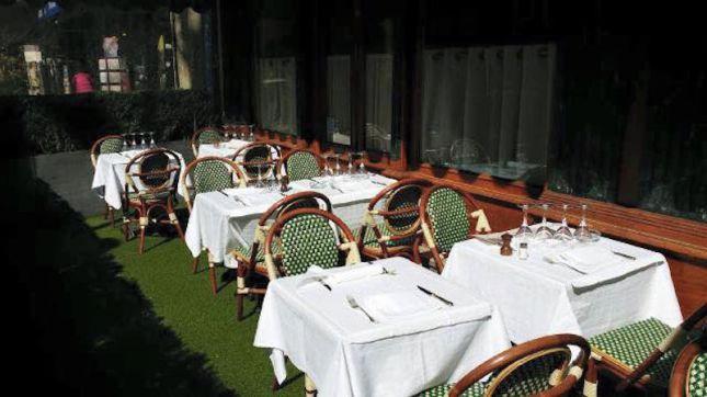 Chez René à Paris