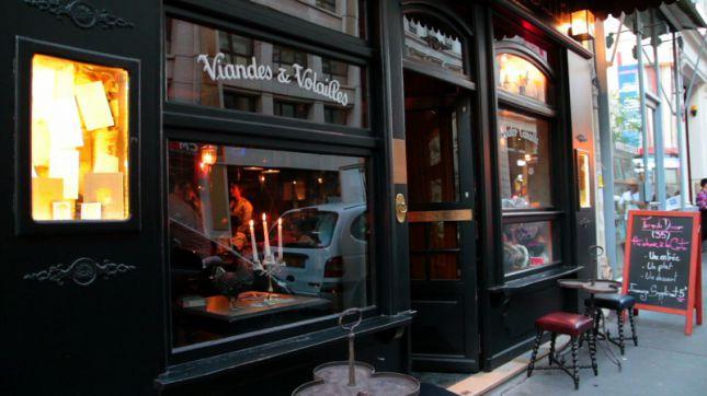 Restaurant l 39 ancienne maison gradelle paris en vid o for Ancienne maison gradelle
