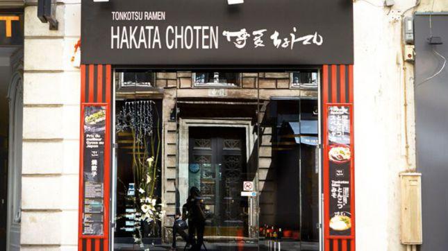 Hakata Choten à Paris