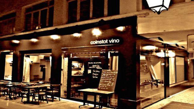 Coinstot Vino à Paris