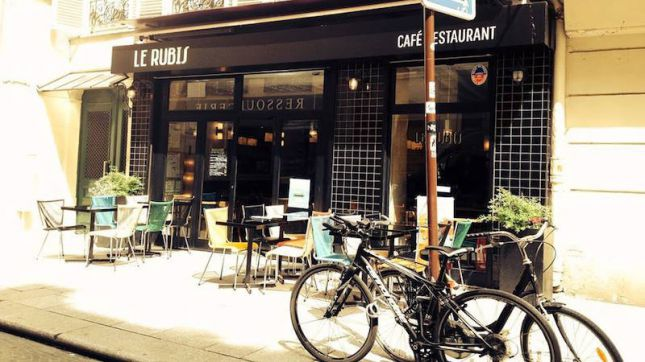 Le Rubis à Paris