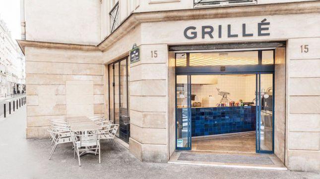 Grillé à Paris