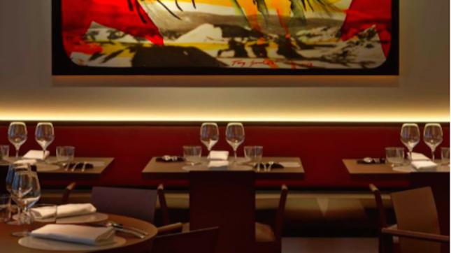 Restaurant Kitchen Gallery Paris restaurant kgb - kitchen galerie bis à paris - hotelrestovisio