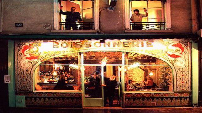 Fish la Boissonnerie à Paris