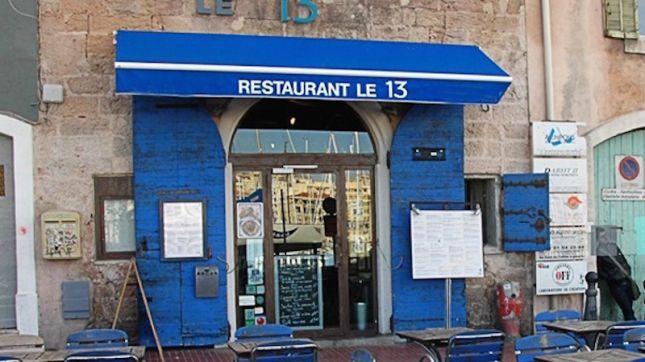Le 13 à Marseille