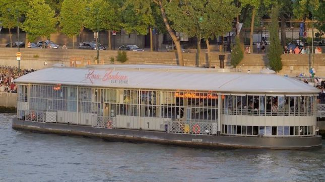 Rosa Bonheur sur Seine à Paris