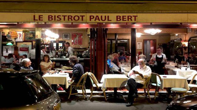 Bistrot Paul Bert à Paris