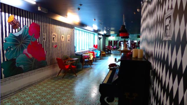 Le Bar à Bulles à Paris