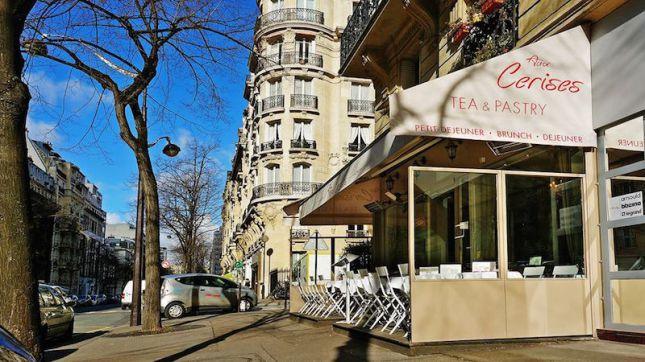 Aux Cerises à Paris