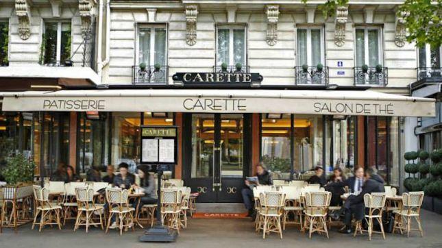 Carette à Paris