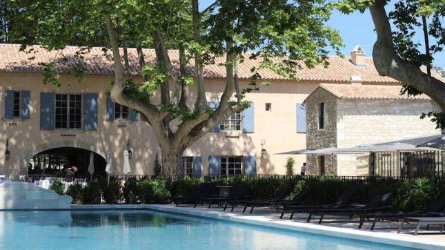 Hôtel du Domaine de Manville***** à Baux-de-Provence