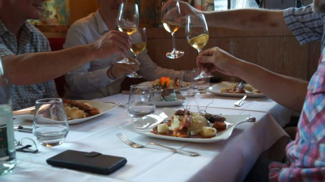Restaurant louis xiii strasbourg en vid o hotelrestovisio - La table de louise colmar ...