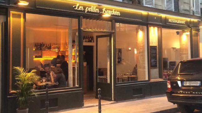 Les Petites Bouchées à Paris