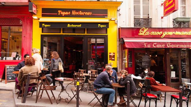 Tapas Nocturnes à Paris
