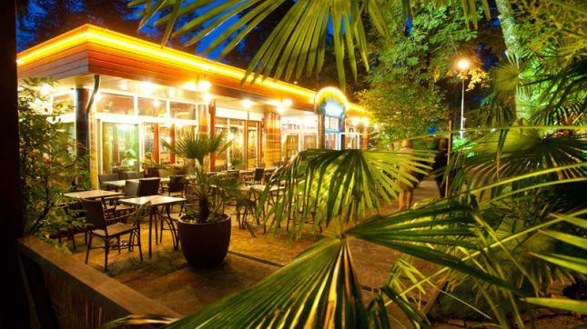 Le Palmarium à Pau