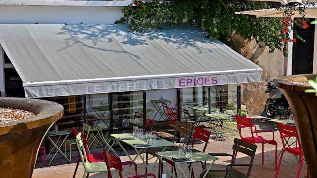 Café des épices à Marseille