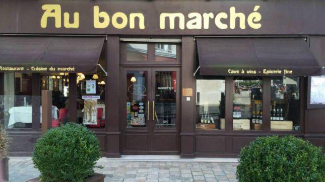 Au bon marché à Orléans
