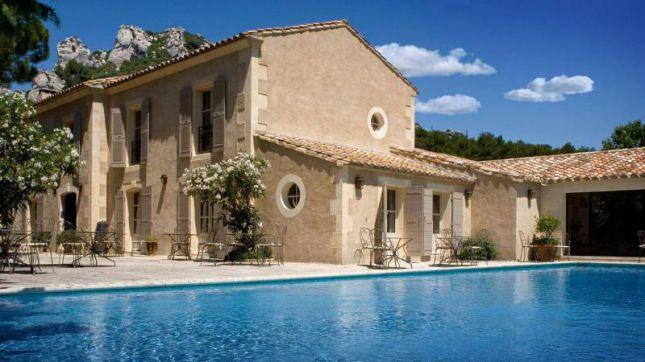 Le Benvengudo à Baux-de-Provence