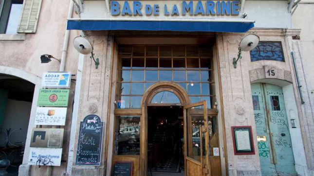 Bar de la Marine à Marseille