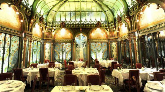 La Fermette Marbeuf à Paris