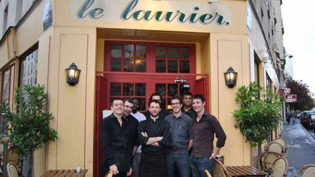 Le Laurier à Paris