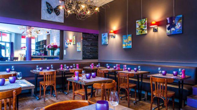 restaurant violette et fran ois boulogne billancourt. Black Bedroom Furniture Sets. Home Design Ideas