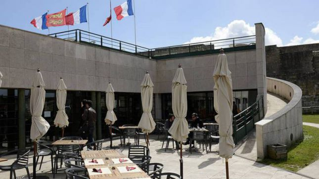 Café Mancel à Caen