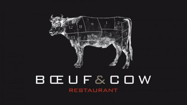 Boeuf and Cow à Caen