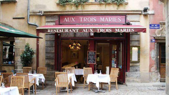 Aux Trois Maries à Lyon