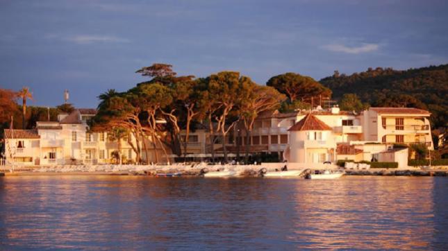 La résidence de la Pinède***** à Saint-Tropez