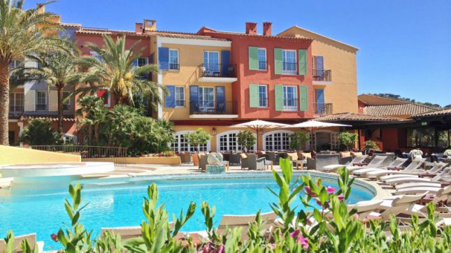 Byblos Saint Tropez 5* à Saint-Tropez