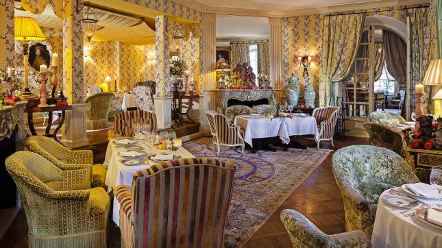 La Villa Gallici ***** à Aix-en-Provence