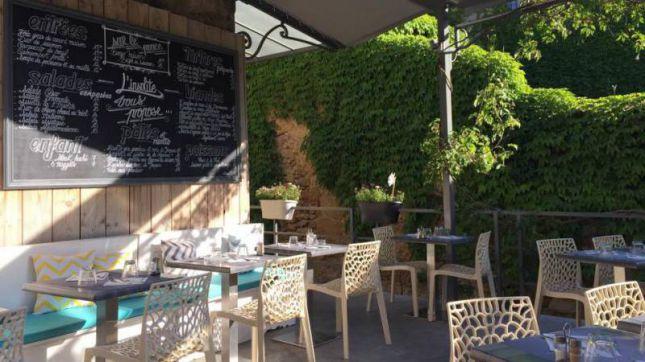 Brasserie L'Insolite à Lourmarin