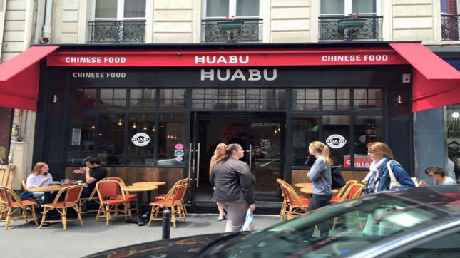 Huabu à Paris