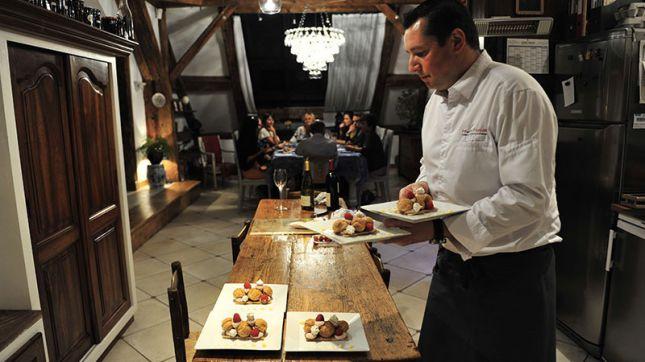 Restaurant La Belle Assiette 75017 ( À domicile) - Paris