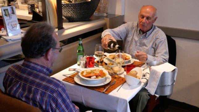 Restaurant Le Rouget Noir Menu