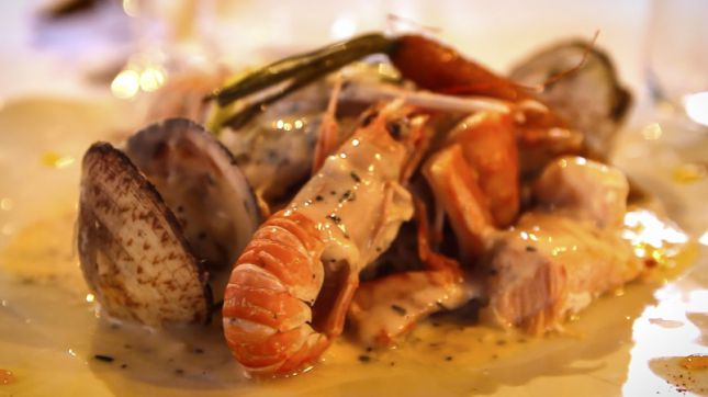 Restaurant La Maison de la Marine - Cancale