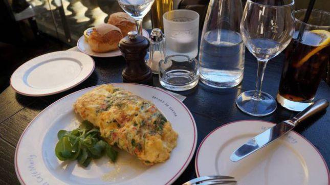 Le Café Marly à Paris