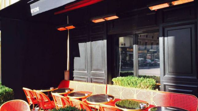 Café Chic à Paris